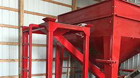 seed treatment equipment